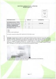 TEST REPORT TYPE IIR 2