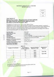 TEST REPORT TYPE IIR 3